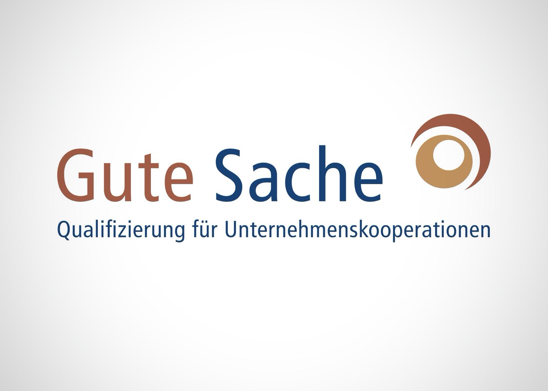 Gute Sache – Qualifizierung für Unternehmenskooperationen.